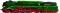ROCO 36029 Dampflok BR 02 0201, DR, Ep IV
