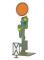 Fleischmann 40608 H0 Form Vorsignal Scheibebew