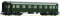 ROCO 45146 Bay. Schnellzugwagen 1/2. Kl.