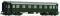 ROCO 45147 Bay. Schnellzugwagen 1/2/3. Kl.