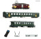 ROCO 51339 z21 digital set: Electric luggage railcar De 4/4