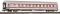 ROCO 64549 Schlafwagen, BDZ, Ep V