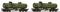 ROCO 67117 $ Set: Kesselwagen 4-achs 2-tlg. UST