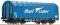 ROCO 67316 Schiebeplanenwagen 4-achs Rail Sid