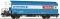 ROCO 67573 Interfrigo Kuhlwagen SPAR