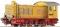 ROCO 72996 Diesellok 103 033-7 orange