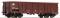 ROCO 76799 Offener Güterwagen 4-achs FS, braun