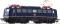 ROCO 78565 e-S/E-Lok BR 110.1 AC-SND. blau