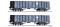 Tillig 01797 Güterwagenset der CTL Logistics (PL), bestehend aus zwei offenen Güterwagen Eaos, Ep. V