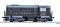 Tillig 02761 Diesellokomotive Reihe T448p der CTL Logistics (PL), Ep. V