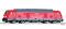 Tillig 04942 Diesellokomotive BR 245 der DB AG, Ep. VI   -FORMÄNDERUNG-