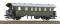 Tillig 13010 Personenwagen BCi29, 2-Klasse, DR, Ep. III