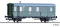 Tillig 13478 Güterzugpackwagen Pwgs 041 der DB, Ep. IV