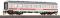 """Tillig 13759 START-Speisewagen """"Bord Bistro"""" in """"InterCity""""-Lackierung"""
