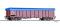 Tillig 15684 Offener Güterwagen Eanos 052 der DB mit Plane, Ep. IV -FORMNEUHEIT-