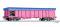 Tillig 15685 Offener Güterwagen Eanos 052 der SBB mit Plane, Ep. IV -FORMNEUHEIT-