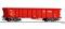 Tillig 15723 Rolldachwagen Tamns 893 der DB Cargo, Ep. VI