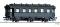 Tillig 16045 Reisezugwagen 3. Klasse der DRG, Ep. II