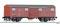 Tillig 17175 Gedeckter Güterwagen Gbs 256 der DB, Ep. IV