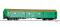 Tillig 74891 Bahnpostwagen Post me-bll/24,2, Typ Y, der Deutschen Post, Ep. IV (Längenmaßstab 1:100)