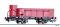 Tillig 76696 Offener Güterwagen Ke der CSD, Ep. II