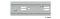 Tillig 87781 Tramgleisstück G3 66,2mm