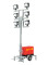 Viessmann 1344 H0 Luminous giraffe fire brig