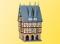 Kibri 36403 KIB/Z Rathaus Alsfeld