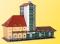 Kibri 36607 KIB/Z Lagerhaus