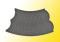 Viessmann 48256 VOL/H0 Straßenplatte Kopfsteinpflaster, 45°-Kurve gegenläufig, Radius 12 cm