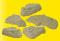 Viessmann 48300 VOL/H0 Felsen Naturstein 5 Stück