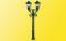 Viessmann 6973 Park Lamp
