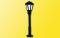 Viessmann 7170 Park Lamp