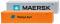 """Wiking 001813 Zubehörpackung - 40 Container (NG) """"Maersk"""" & """"Hapag Lloyd"""""""