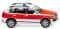 Wiking 007118 Notarzt - VW Touareg