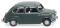 Wiking 009998 NSU Fiat Jagst geschlossen - grau