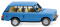 Wiking 010502 Range Rover - blau