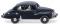 Wiking 012202 DKW F 89 - schwarzblau