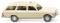 Wiking 014925 Taxi - MB 250T (Nachtbuslinie)