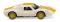Wiking 016302 Porsche 904 GTS - perlweiß