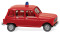 Wiking 022447 Feuerwehr - Renault R4