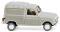 Wiking 022501 Renault R4 Kastenwagen - grau