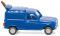 Wiking 022502 Renault R4 Kastenwagen mit Leiter - blau