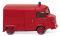 Wiking 026206 Feuerwehr - Citroën HY Kastenwagen