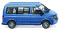 Wiking 027340 VW T5 GP California – acapulcoblau met.