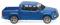 Wiking 031149 VW Amarok GP Highline ravenna blue met. matt