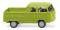Wiking 031401 VW T2 Doppelkabine - grün