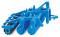 Wiking 037820 Lemken Kurzscheibenegge Heliodor 9
