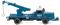 """Wiking 042101 Autokran (MB L 3500) """"MB Service"""""""