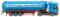 Wiking 053101 Silosattelzug (Scania/Spitzer) Sped. Chr. Carstensen